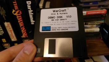 Создавая Warcraft [часть первая]